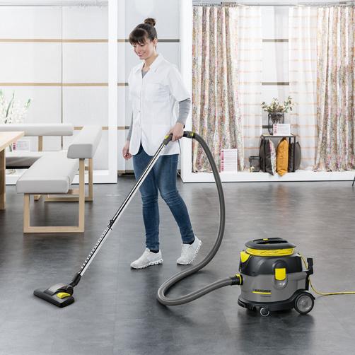 Quanti danni produce la polvere in un ambiente professionale?