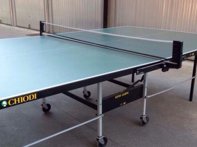 Come costruire un tavolo per il ping pong